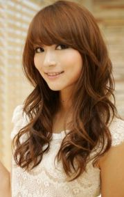 fascinating asian hairstyles