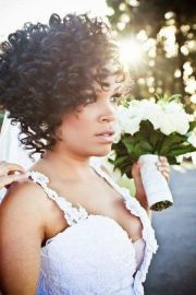 perfect curly wedding hairstyles