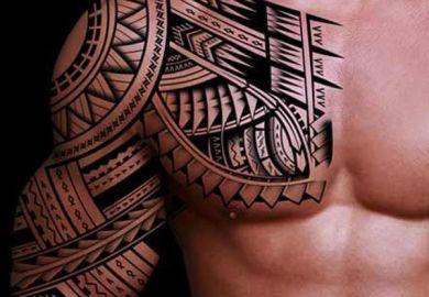 Shoulder Tattoos Designs For Men
