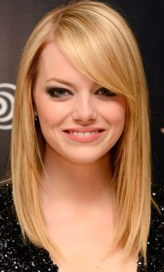 great emma stone hairstyles