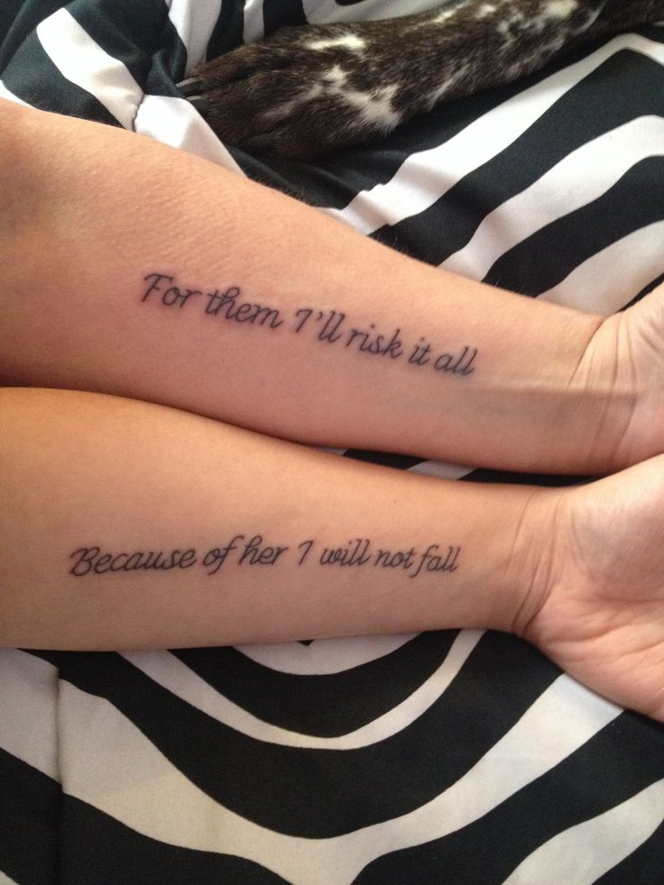 Tattoo Ideas For Mother Daughter And Son