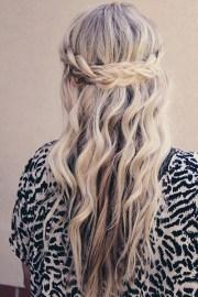 glamorous french braid hairstyles