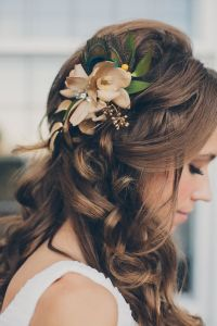 17 Simple But Beautiful Wedding Hairstyles 2017