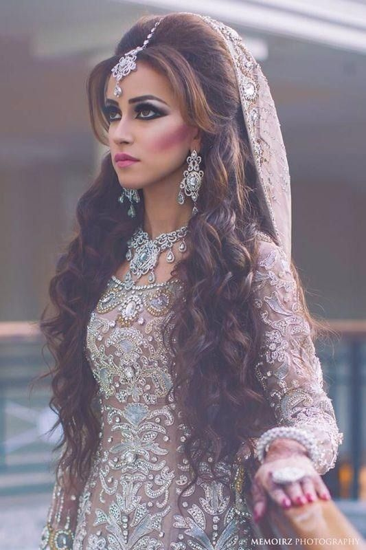 16 Glamorous Indian Wedding Hairstyles Pretty Designs