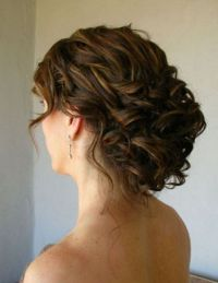 The gallery for --> Bridal Hairstyle Loose