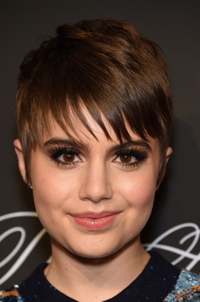 2015 Most Fashionable Celebrity Short Hair Styles  Pretty Designs