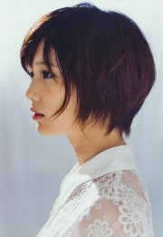 charming short asian hairstyles