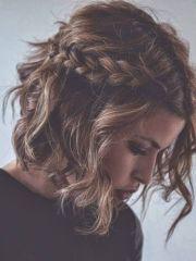 glamorous wavy hairstyles