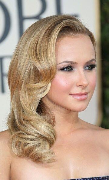 20 Stylish Retro Wavy Hairstyle Tutorials and Hair Looks  Pretty Designs