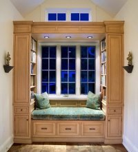 Home Decorating: Reading Room Designs - Pretty Designs