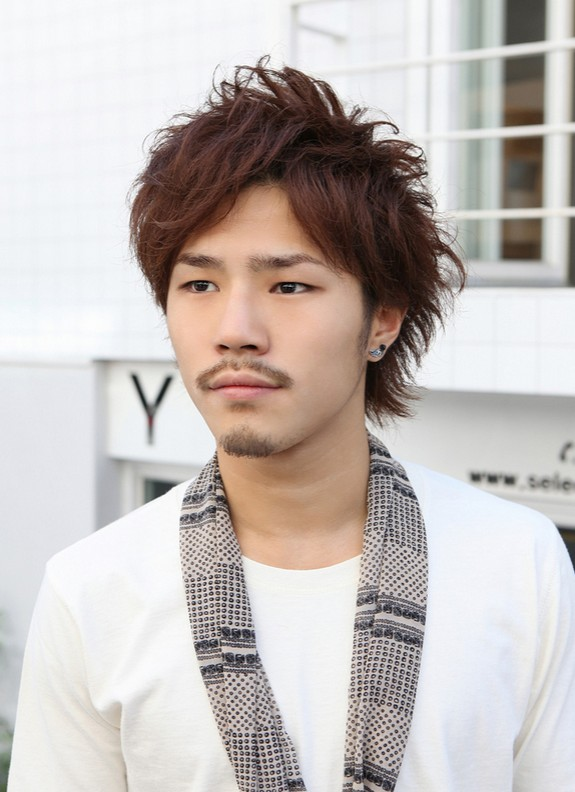 70 Cool Korean & Japanese Hairstyles For Asian Guys 2017 Pretty