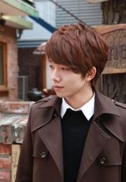 cool korean & japanese hairstyles