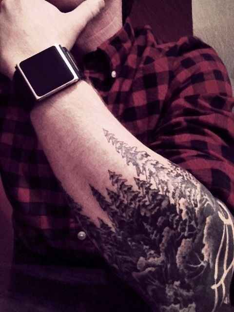 20 Moving Tree Tattoos Ideas And Designs