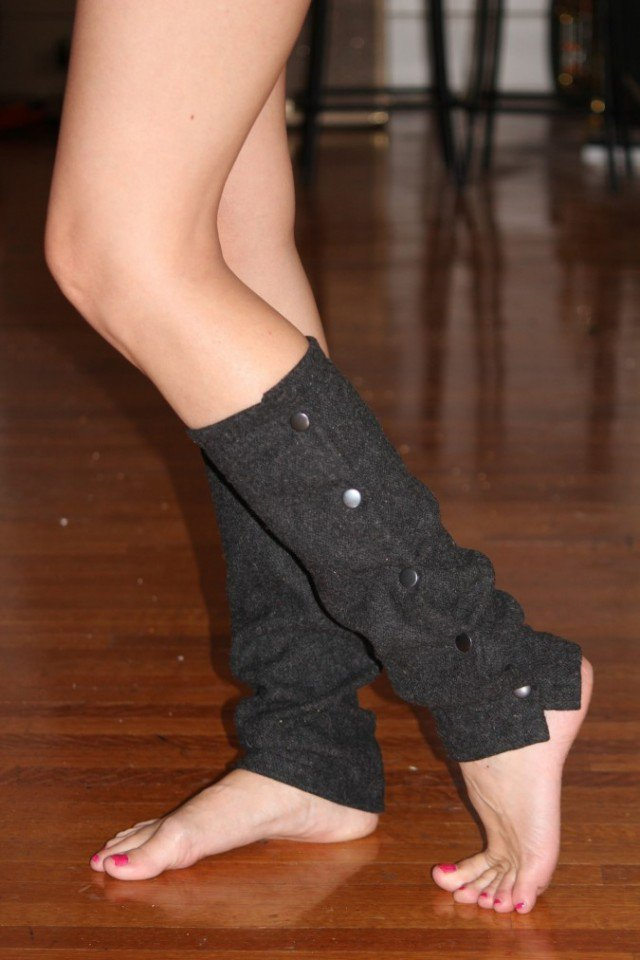 DIY Projects Leg Warmers for Winter  Pretty Designs
