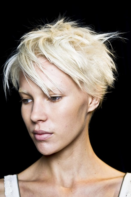 12 Great Short Blond Hairstyles for 2015  Pretty Designs