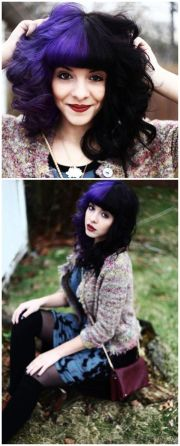 two-tone hairstyles