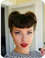 diy vintage hairstyle tutorials