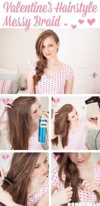 27 Easy Five Minutes Hairstyles Tutorials - Pretty Designs