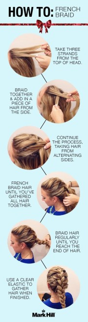 amazing french braid hairstyles