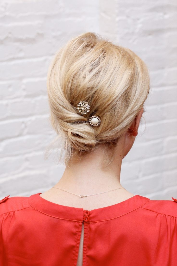 20 Perfect Hairstyles for Your Office Look 2015  Pretty