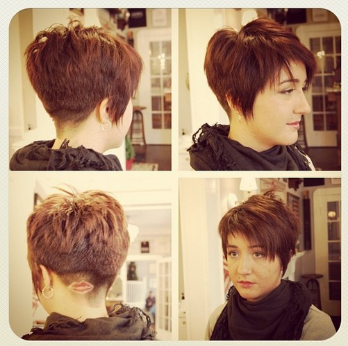 33 Cool Short Pixie Haircuts For 2017 Pretty Designs