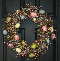 15 DIY Wreath Ideas for Easter - Pretty Designs