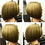 great short haircuts thick
