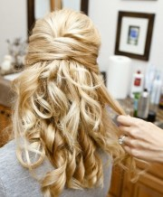 overwhelming bridesmaids hairstyles