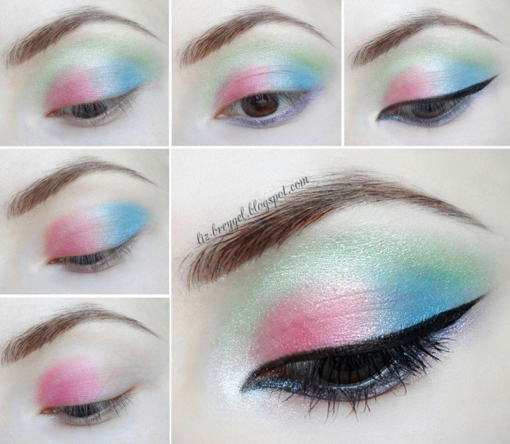 Pretty Pastel Makeup Ideas For Spring Pretty Designs