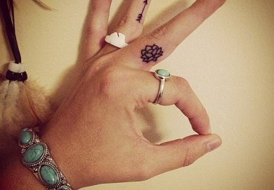 Small Tattoos For Girls Ideas