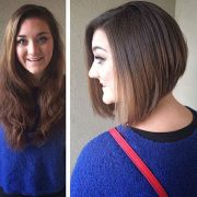 latest bob haircuts