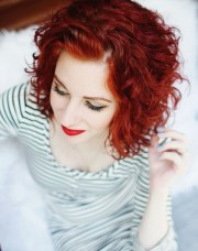 hottest curly hairstyles