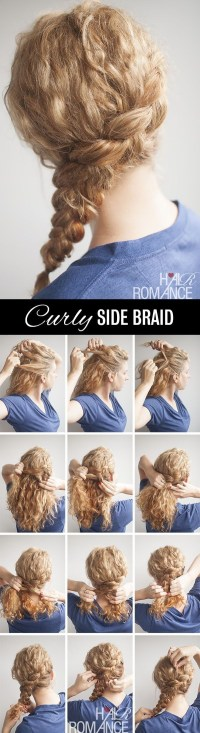 9 Best Indian Hairstyles for Curly Hair   Styles At Life