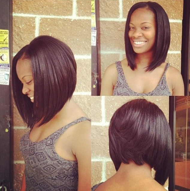 12 Coolest Black Hairstyles With Bangs Pretty Designs