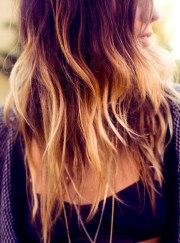 trendy ombre hairstyles