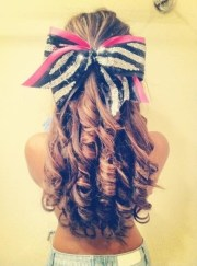 cute prom hairstyles long