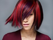 amazing two-tone hairstyles