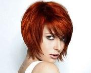 modern-chic layered bob hairstyles