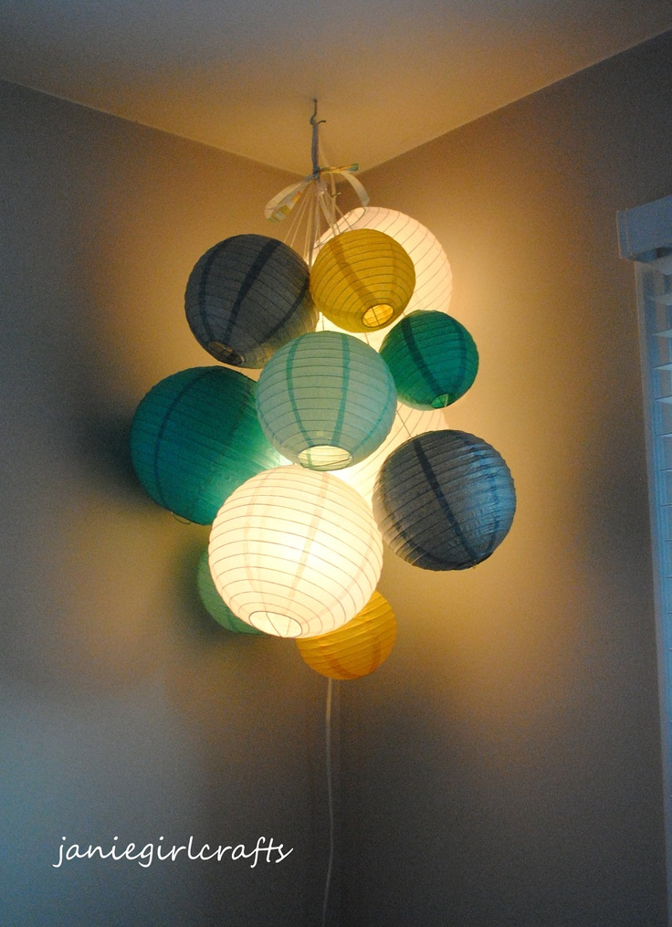 11 DIY Projects To Make Paper Lanterns Pretty Designs