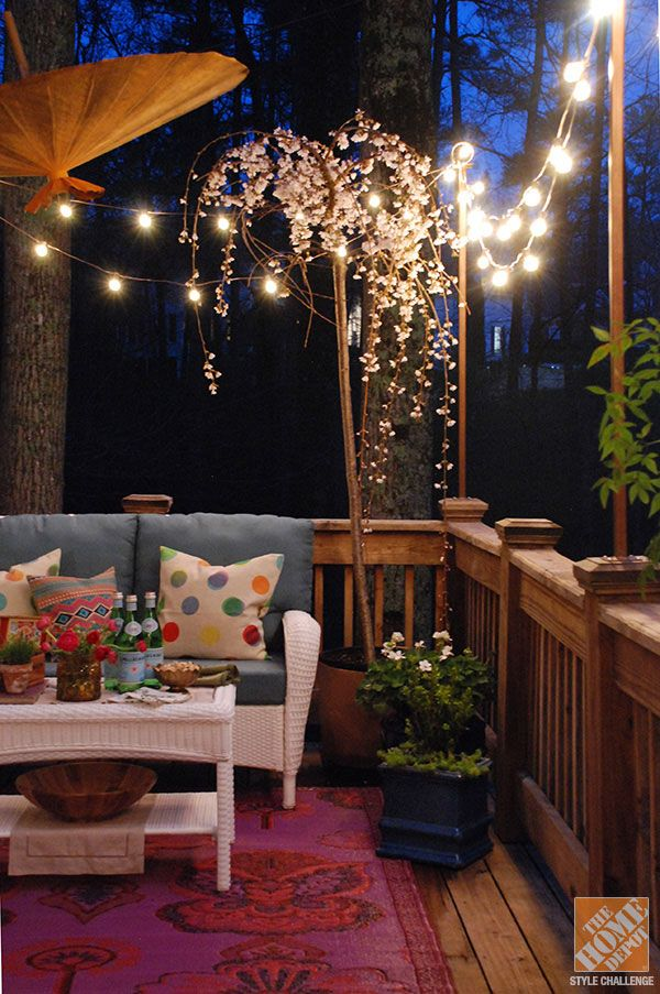 12 Pretty Decorating Ideas for Your Patio  Pretty Designs
