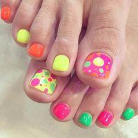 15 Adorable Toe Nail Designs and Ideas - Pretty Designs