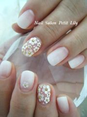 cute nail design long nails