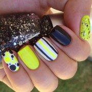 creative manicure ideas - pretty