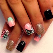 creative manicure ideas - pretty