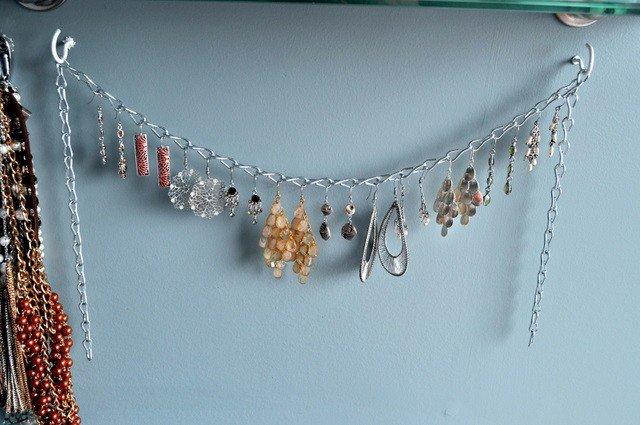 18 Great DIY Jewelry Organizer Ideas  Pretty Designs