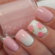 sweet spring nail art ideas