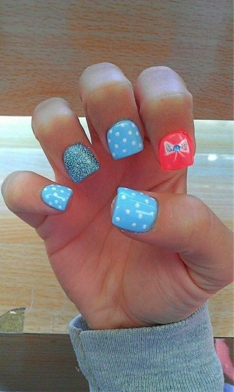 65 Lovely Summer Nail Art Ideas And Design Source Trends