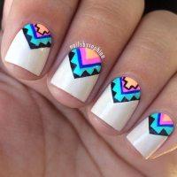 66 Nail Art Ideas for Short Nails - Pretty Designs
