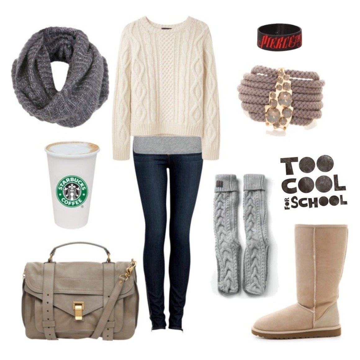 Back To School Outfit Ideas High School