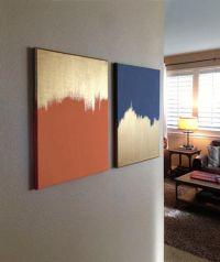 20 DIY Painting Ideas for Wall Art - Pretty Designs